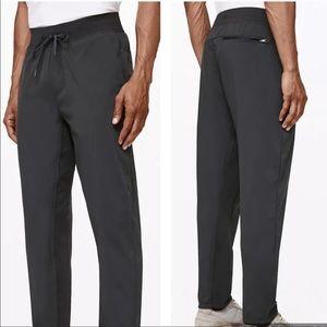 Lululemon Great Wall Pant Gray Large